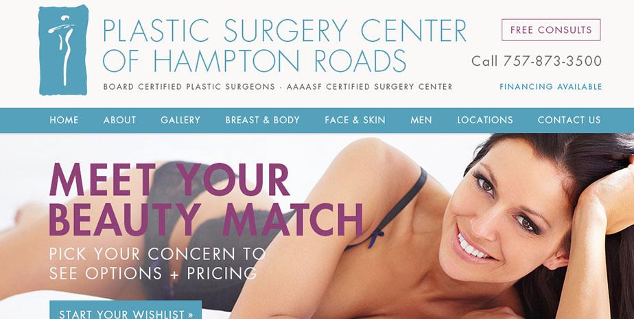 Plastic Surgery Center of Hampton Roads